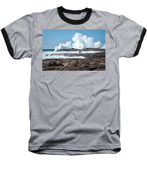 In Over Their Heads Baseball T-Shirt