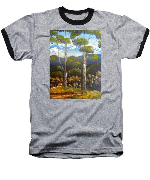Highlands Gum Trees Baseball T-Shirt