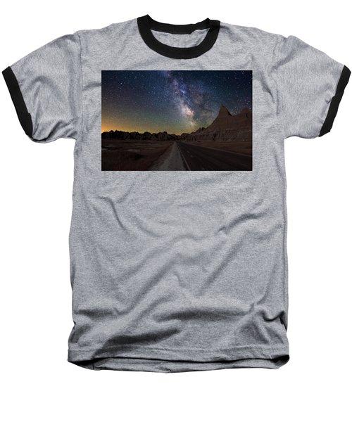 Highway To Baseball T-Shirt