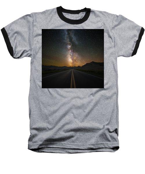 Highway To Heaven Baseball T-Shirt