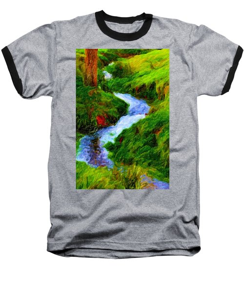 Hill And Rill Baseball T-Shirt
