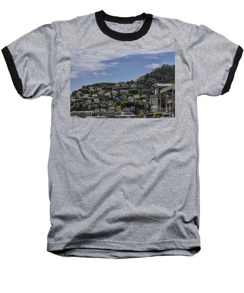 Hills Of Salsalito Baseball T-Shirt