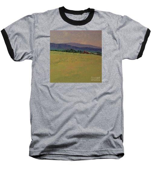Hilltop Farm Baseball T-Shirt by Gail Kent
