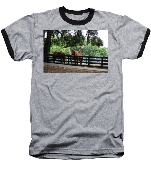 Hilton Head Island Beauty Baseball T-Shirt