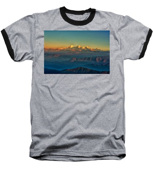 Himalaya Baseball T-Shirt