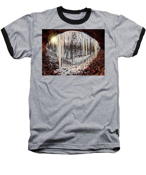 Hinding From Winter Baseball T-Shirt
