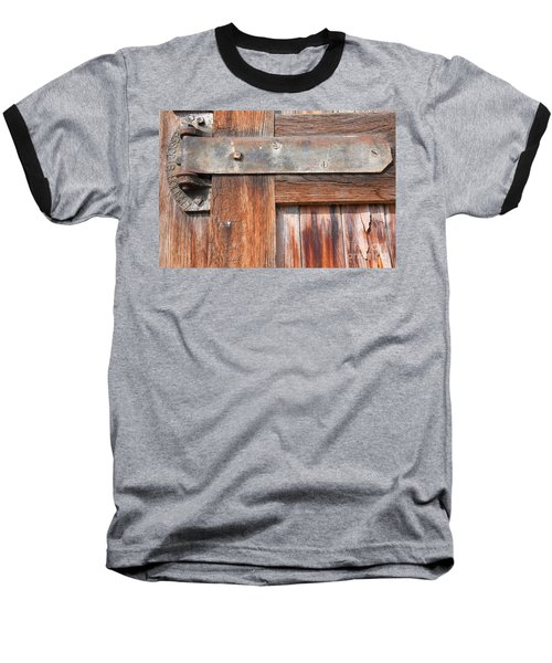 Hinge Door  Baseball T-Shirt