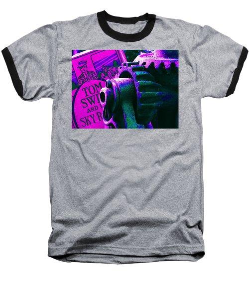 His Sky Racer... Baseball T-Shirt