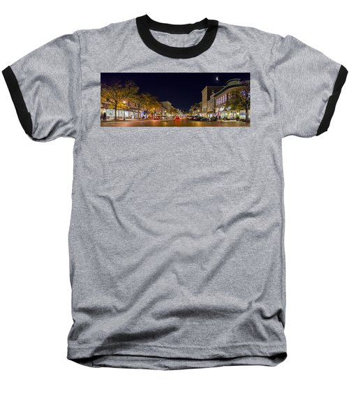 Historic Annapolis - Pano Baseball T-Shirt