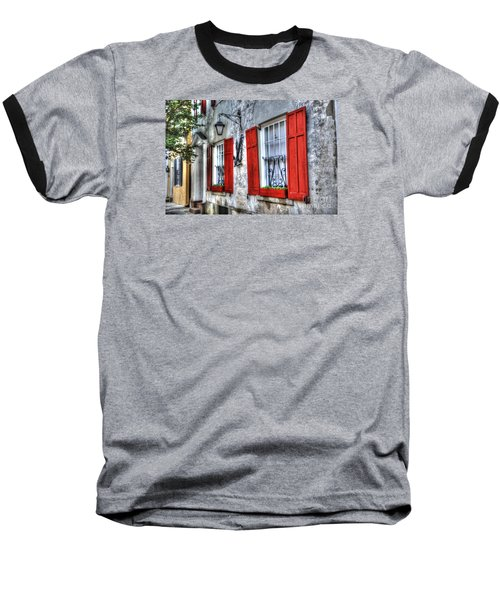 Historic Charleston Pirates House Baseball T-Shirt