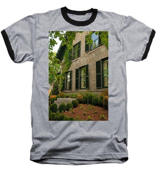 Historic Concord Home Baseball T-Shirt