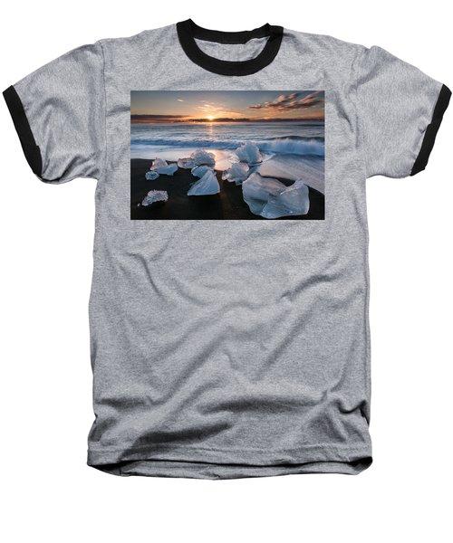 Hitching A Ride Baseball T-Shirt