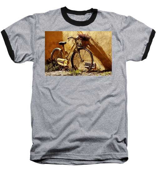 Hitching A Ride Baseball T-Shirt