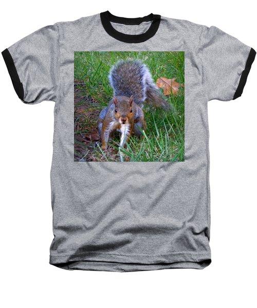 Hiya Baseball T-Shirt by Joseph Skompski
