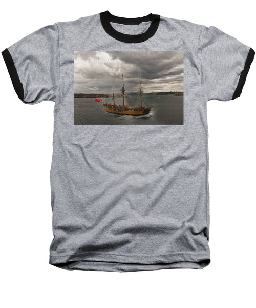 Hmb Endevour Baseball T-Shirt