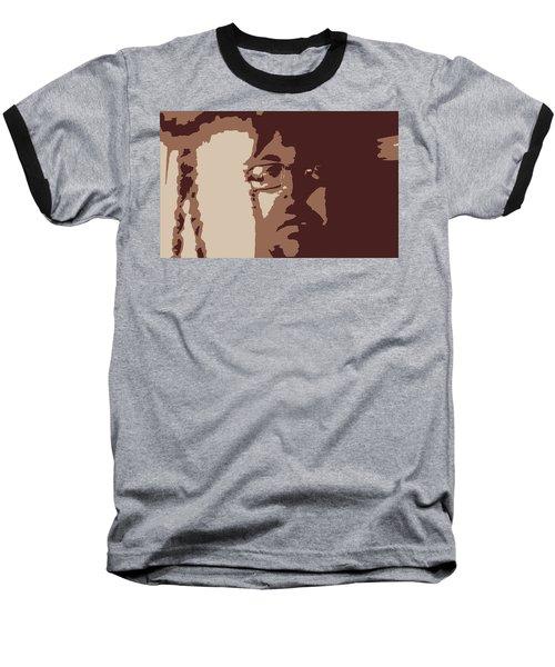 Hmmmmm Landscpape  Baseball T-Shirt