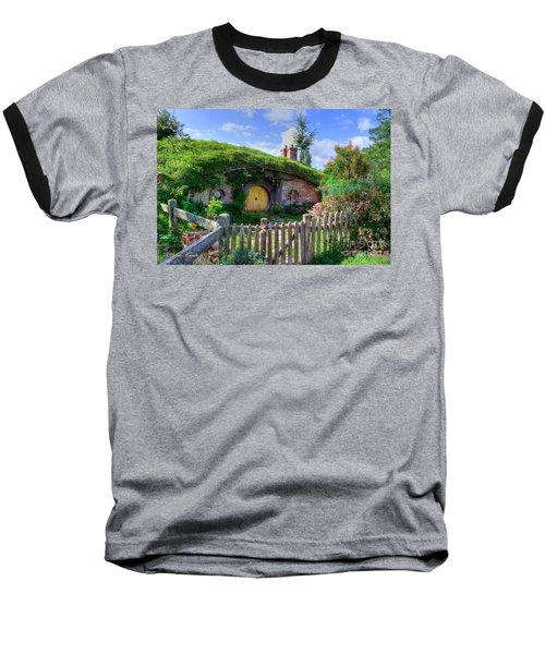 Hobbit Hole 7a Baseball T-Shirt