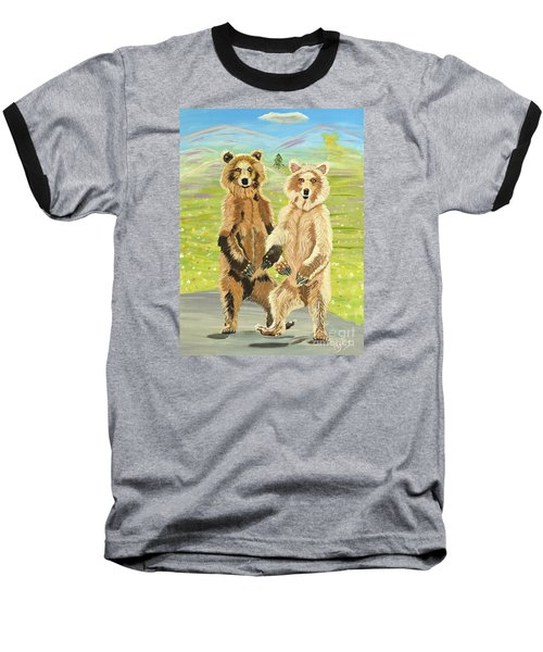 Hoedown On The Tundra Baseball T-Shirt