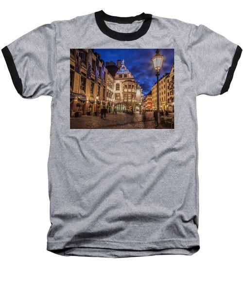 Hofbrauhaus Baseball T-Shirt