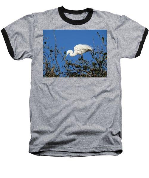 Hold On I'm Coming Baseball T-Shirt