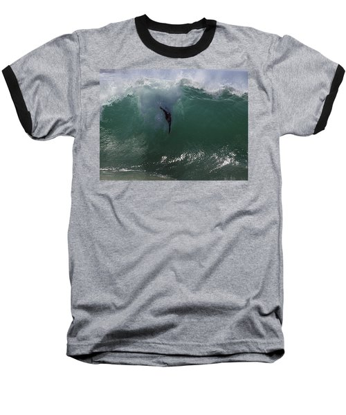 Hold Your Breath Baseball T-Shirt