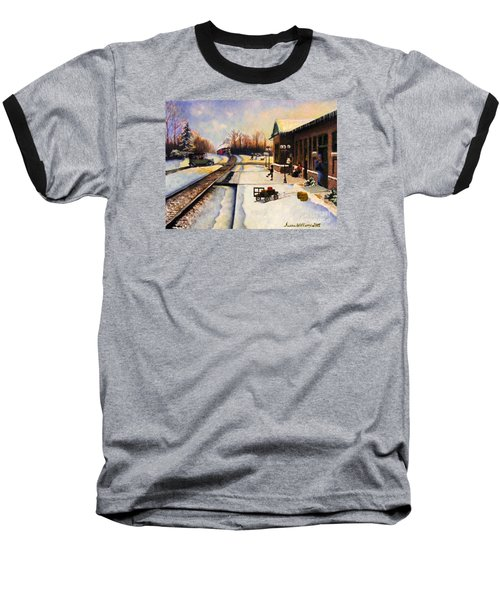 Holiday Depot 1932 Baseball T-Shirt by Susan Williams