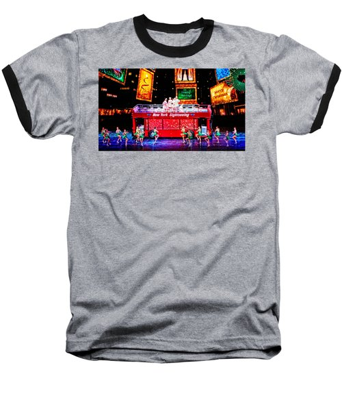 Holiday Sightseeing Baseball T-Shirt