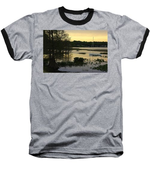 Hollingsworth Sunset Baseball T-Shirt