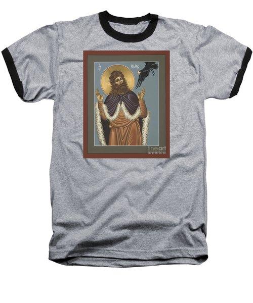 Holy Prophet Elijah 009 Baseball T-Shirt
