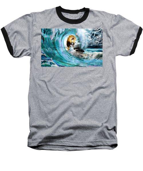Holy Roar Baseball T-Shirt