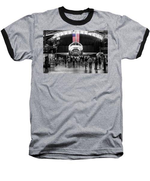 Home At Last Baseball T-Shirt by Jim Thompson