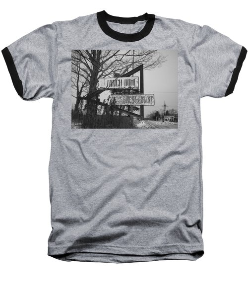 Baseball T-Shirt featuring the photograph Home Cooking  by Michael Krek