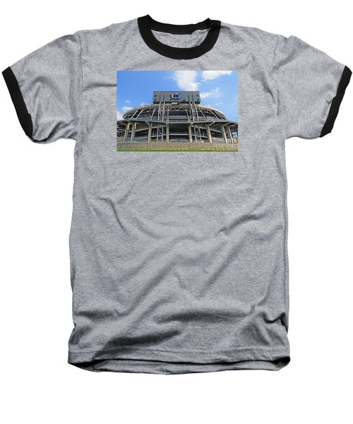 Home Of The Lions Baseball T-Shirt