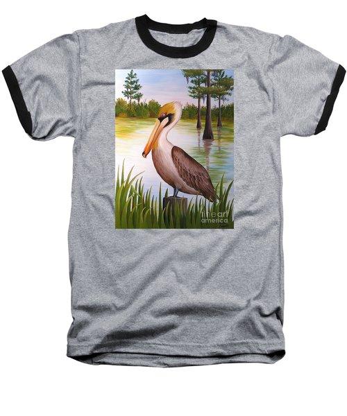 Home On The Bayou  Baseball T-Shirt