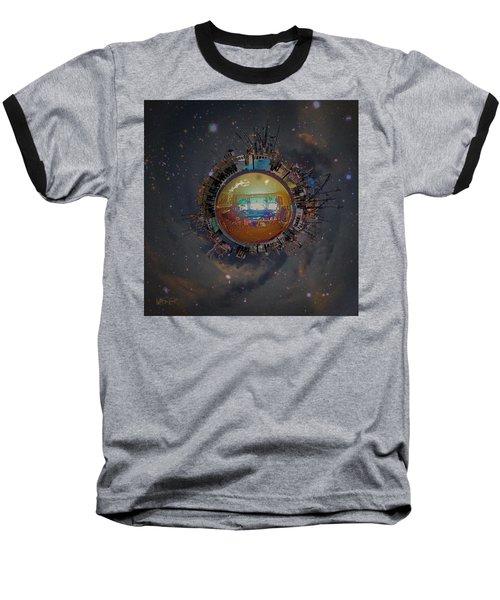 Home Planet Baseball T-Shirt