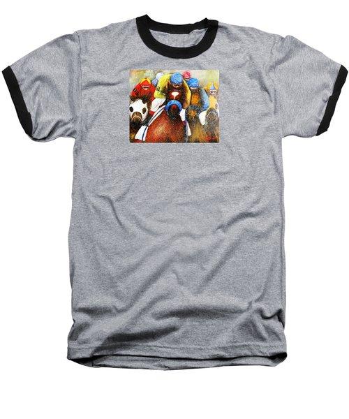 Home Stretch Baseball T-Shirt