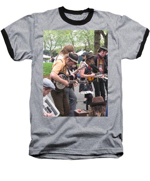Homestyle Band Baseball T-Shirt