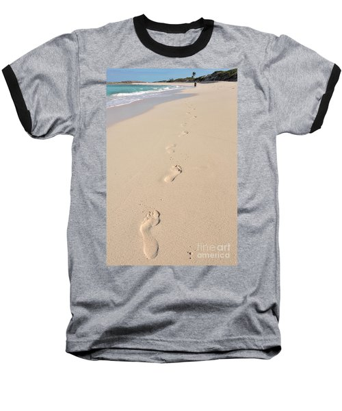 Homo Sapiens Baseball T-Shirt