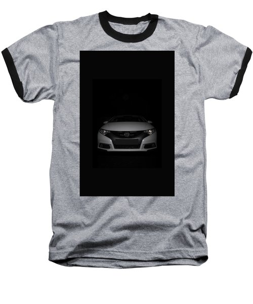 Honda Civic Baseball T-Shirt