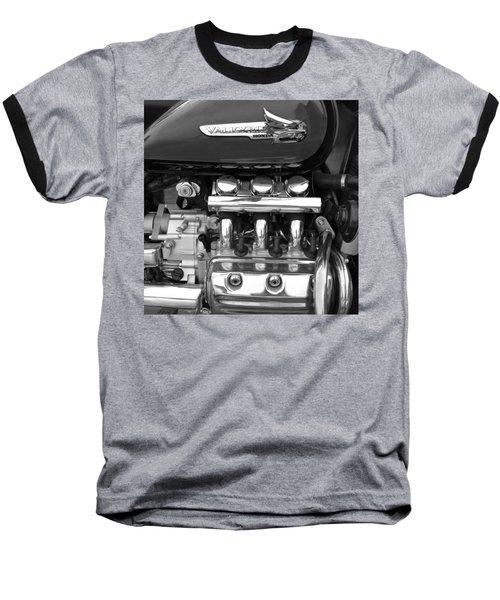 Honda Valkyrie Baseball T-Shirt