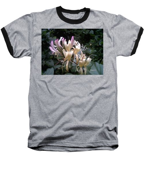 Honeysuckles Baseball T-Shirt