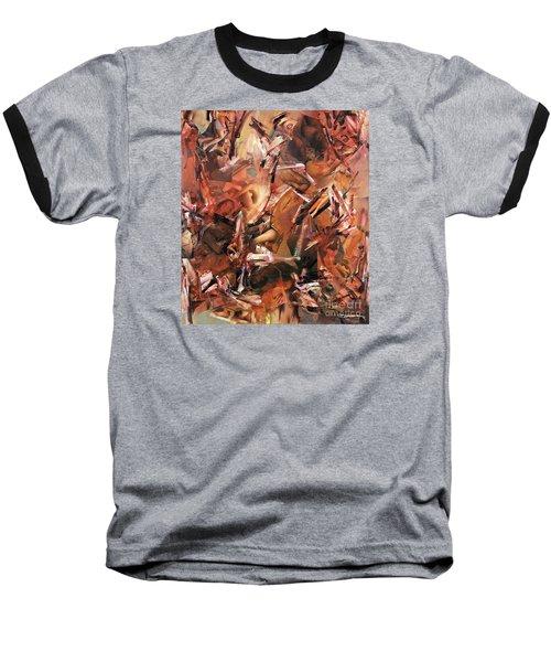 Honi Soit Qui Mal Y Pense ...lust Baseball T-Shirt