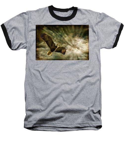 Honor Bound In Blue Baseball T-Shirt