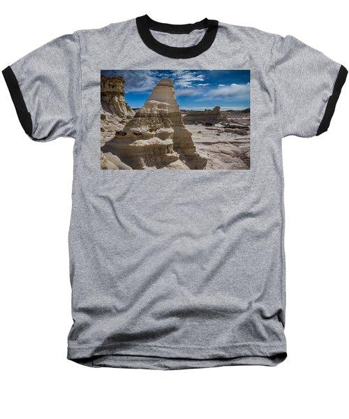 Hoodoo Rock Formations Baseball T-Shirt
