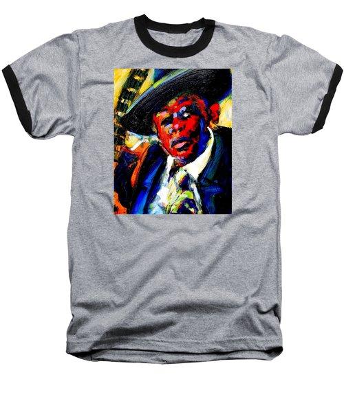 Hooker Baseball T-Shirt by Les Leffingwell