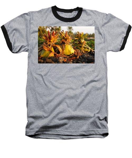 Hookupu At Sunset Baseball T-Shirt