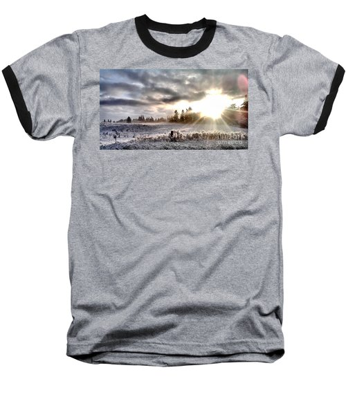 Hope - Landscape Version Baseball T-Shirt