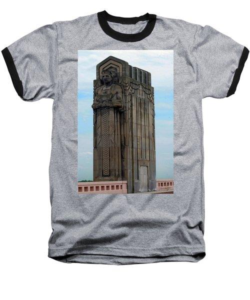 Hope Memorial Bridge Guardian Baseball T-Shirt