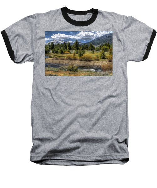 Hope Valley Wildlife Area Baseball T-Shirt