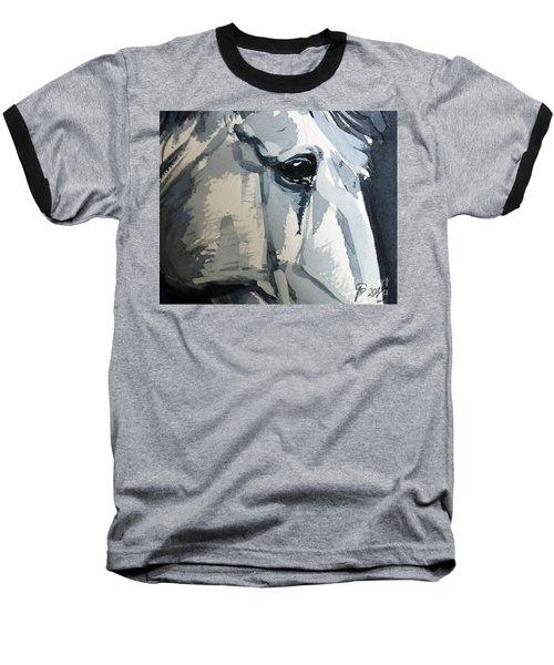 Horse Look Closer Baseball T-Shirt